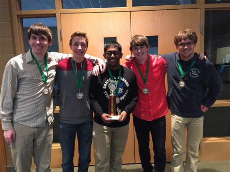 Sabre Knowledge Bowl 1 dominates Tier III Subregional Meet