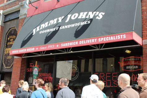 Journey to Jimmy John's