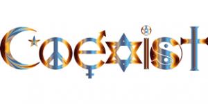 We should learn to coexist as a society, no matter the religions or beliefs of others