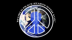 Who is the biggest threat to world peace?