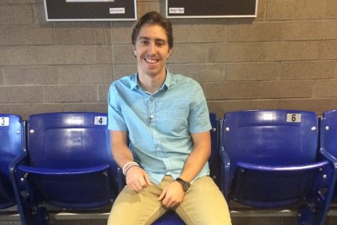 Get to know new students: Devin Vouk