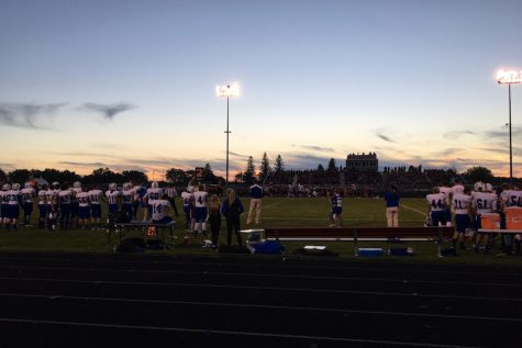 More than just a game: Sartell vs Alexandria Football