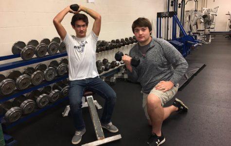 Brandan and Jimmy's Sports Talk (Boys Basketball Preview)