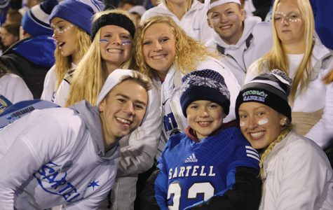 Sartell grants wish for Jackson Stewart