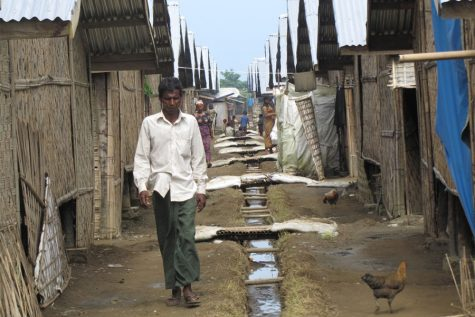 Rohingya Muslims: persecuted, attacked, forgotten