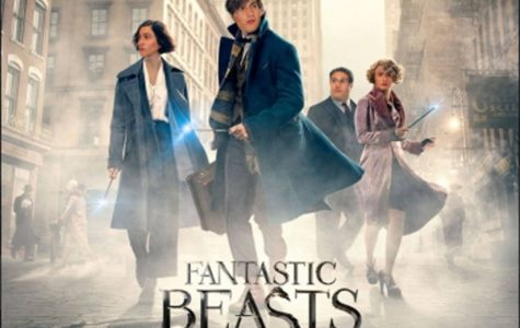 Matt's Movie Corner:  Fantastic Beasts and Where to Find Them.