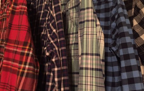 TGIFF (Thank Goodness It's Flannel Friday) pt. 13