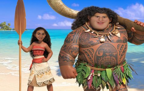 Matt's Movie Corner: Moana