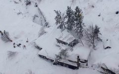 Avalanche buries hotel, leaves up to 30 missing
