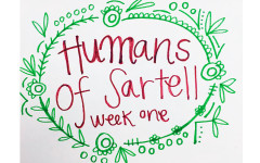 Humans of Sartell - Week One