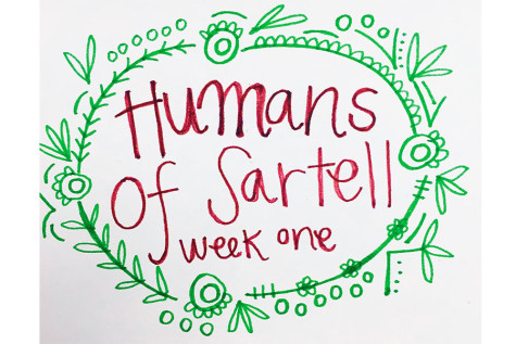 Humans of Sartell – Week One