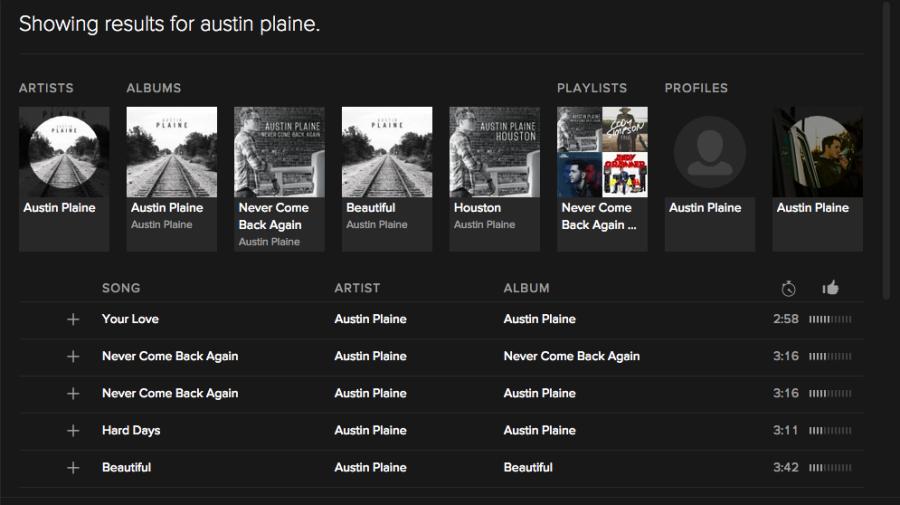 Austin Is Back Again