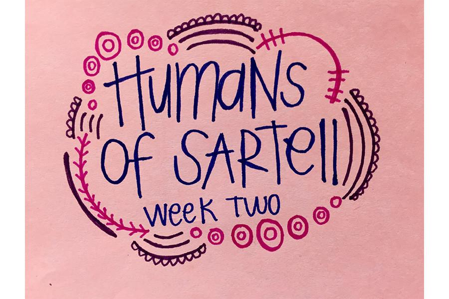 Humans of Sartell - Week Two