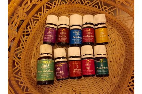 Essential Oils: An essential part to my life