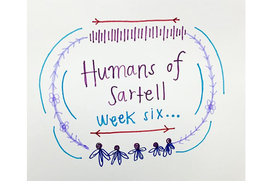 Humans of Sartell - Week Six