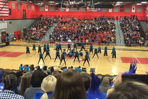 Sartell Dance Team sweeps sections, advances to state