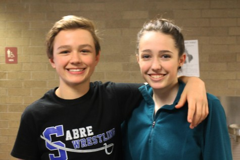 Siblings of Sartell: Faith and JP Schlecht