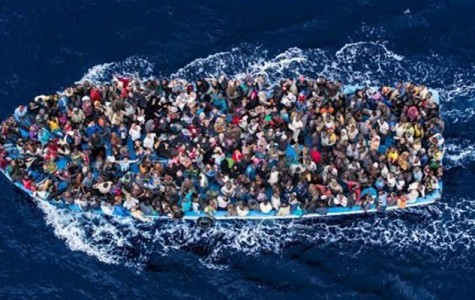 "The United States of America must receive ""the huddled masses"" of the Mediterranean shores"