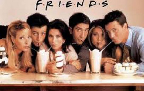 What F.R.I.E.N.D.S has taught me