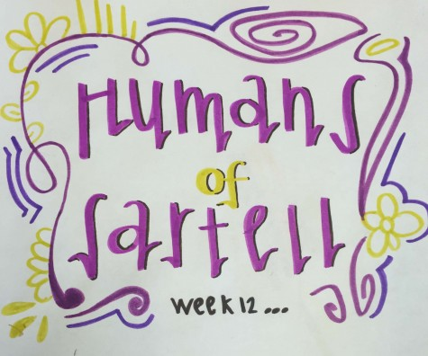 Humans of Sartell-Week 19