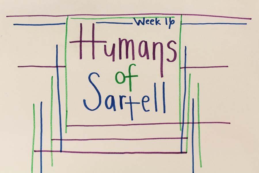 Humans of Sartell - Week Sixteen