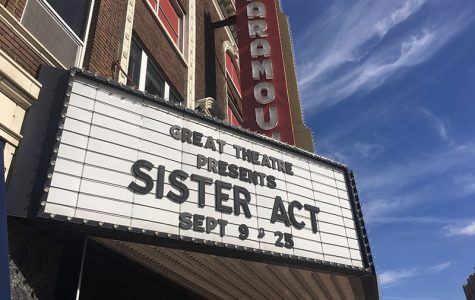 "Backstage NUN-sense with the ""Sister Act"" cast"