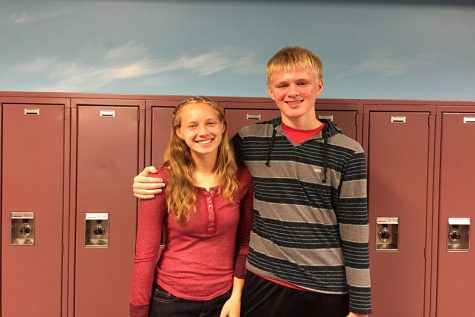 Siblings of Sartell: Josh and Jenna Engelkes