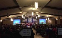 St. Francis Xavier school concert