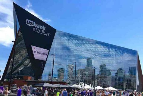 Homeless going to Vikings Stadium during cold weather?