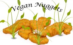 Vegan chicken nuggets?