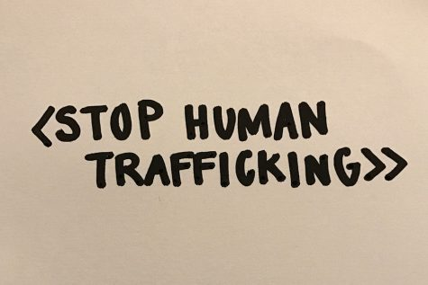 Human trafficking hits home
