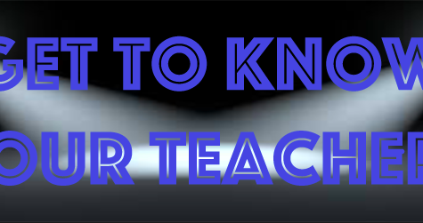Get to know your teachers!