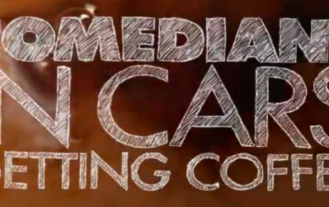 "Journalist reviews ""Comedians in Cars Getting Coffee"""