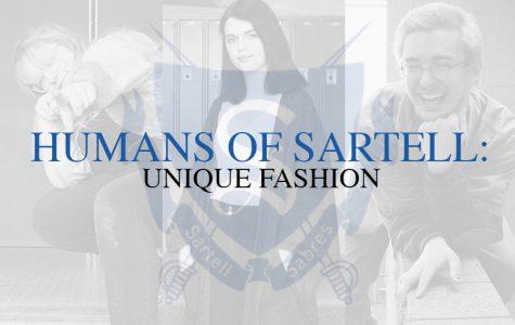 Humans of Sartell: Unique Fashion