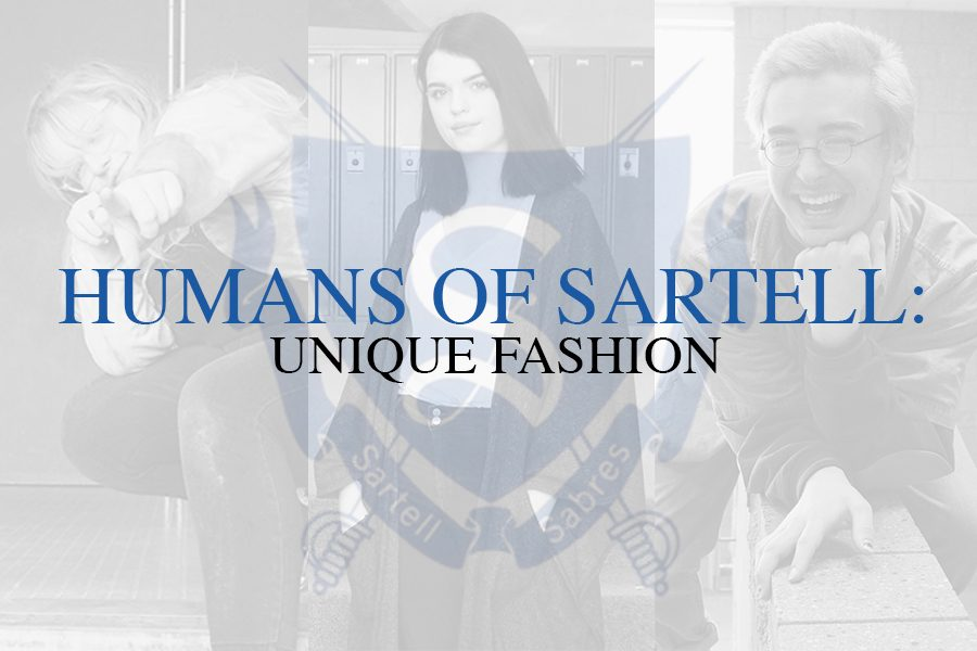 Humans of Sartell: Unique Fashion