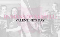 Humans of Sartell: Valentine's Day