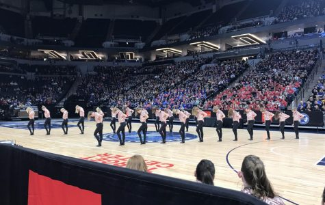 Journey to the Tourney: Dance Team