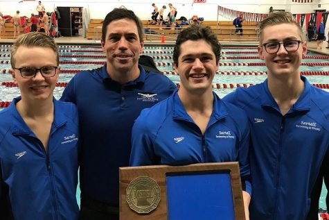 Journey to the Tourney : Boys Swimming
