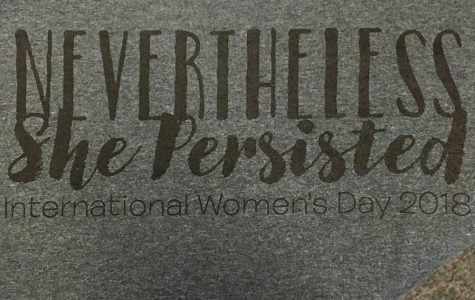 Sartell on International Women's Day
