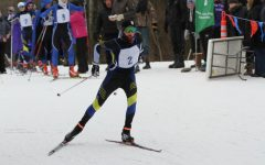 "Sartell skiers ""Kick"" it in for conference"