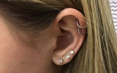 Piercings or acupuncture?