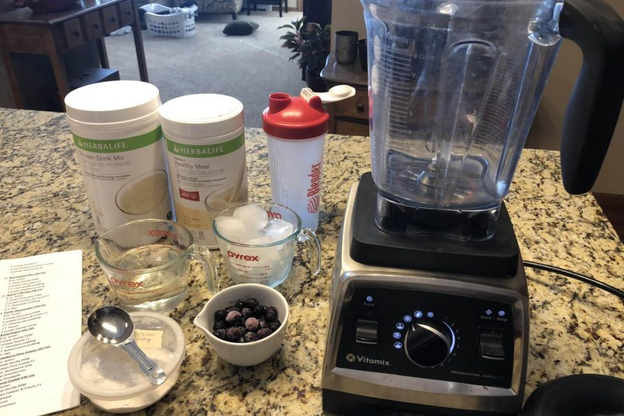 Make your own Rock Solid shakes!