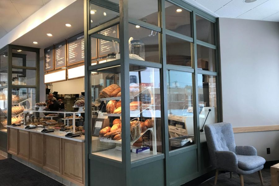 Panera Bread reopens after remodel