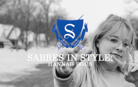 Sabres in Style: Hannah Bous
