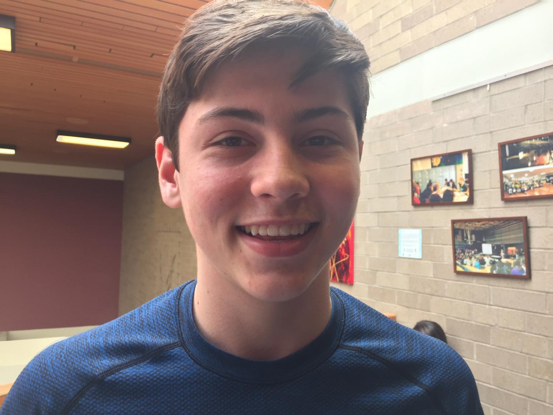 Freshman Smiling