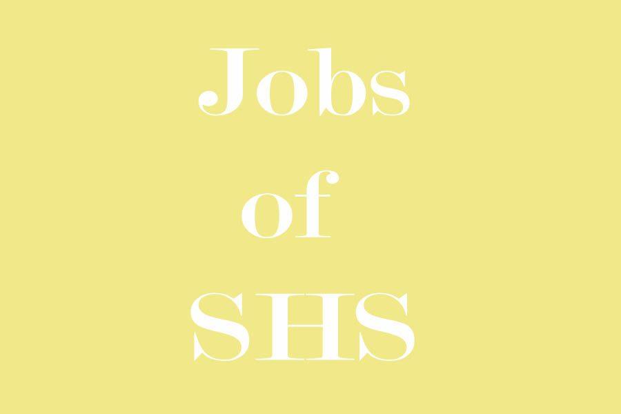 Jobs of SHS logo.