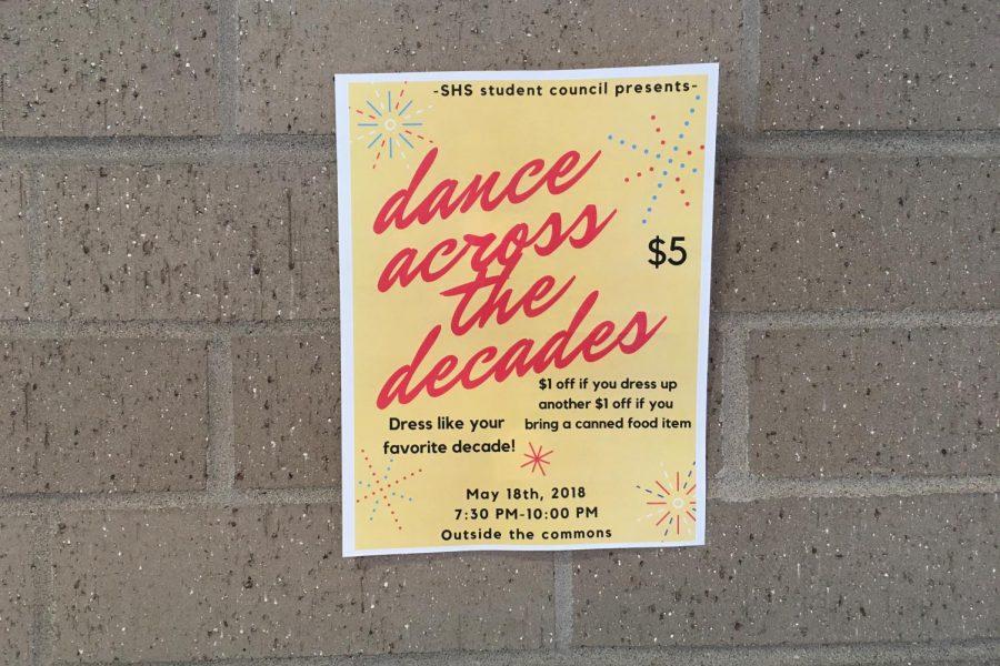 dance at shs