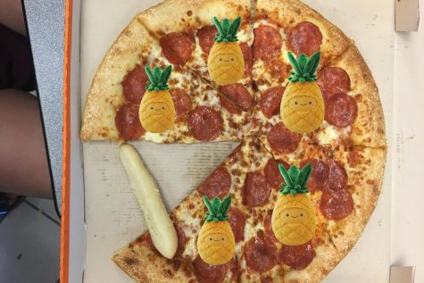 The great hawaiian pizza debate