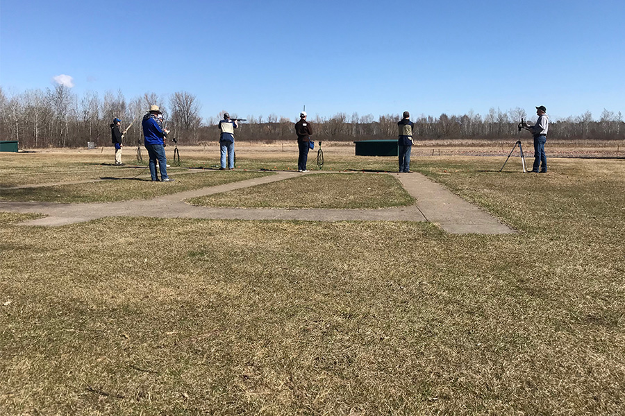 SHS students Saturday morning shoot
