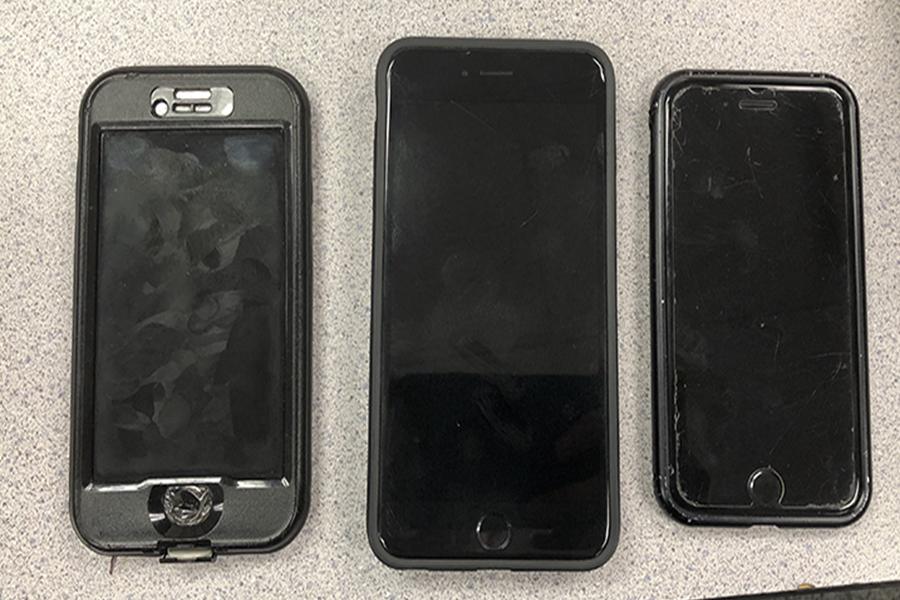 Some+iPhones